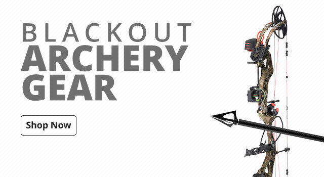 Blackout Archery Gear