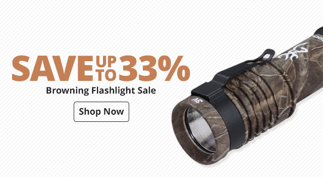 Browning Flashlight Sale - Shop Now