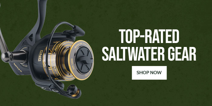 Top-Rated Saltwater Gear