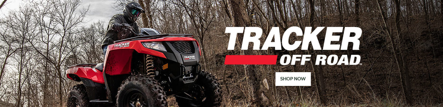 Tracker Off-Road