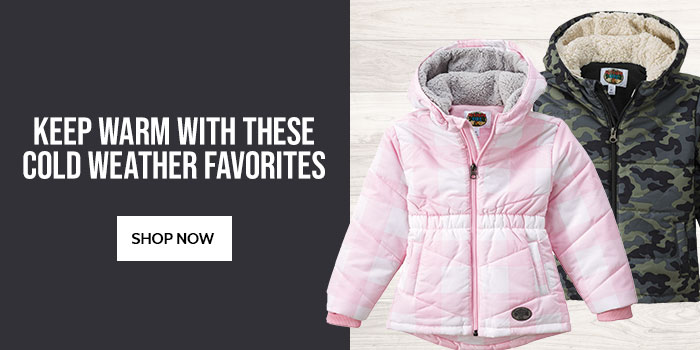 Keep Warm with these Cold Weather Favorites