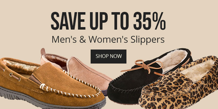 Slippers for Men or Ladies
