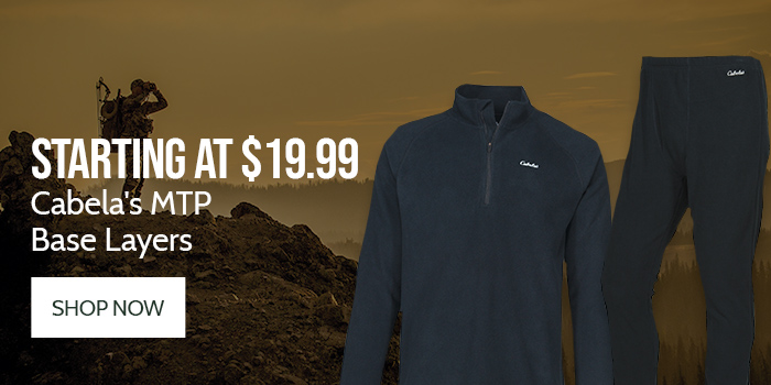 Cabela's MTP Base Layers