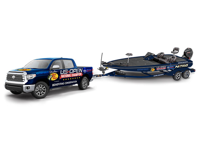 Toyota Tundra and Nitro Z20