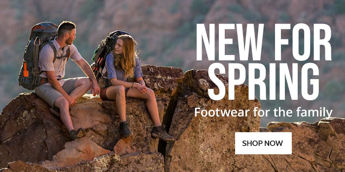 NEW for Soring Footwear for the Family