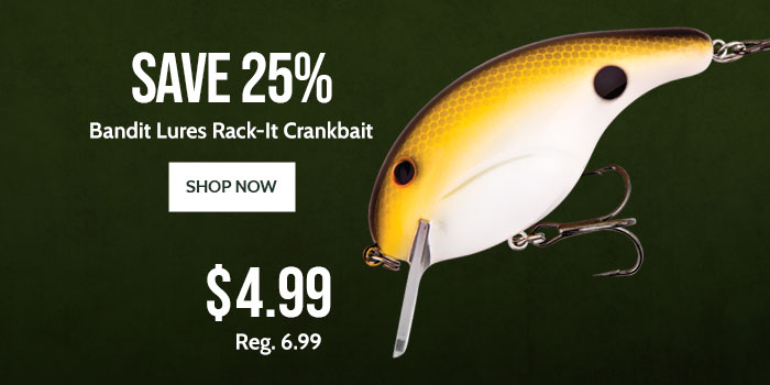 Bandit Lures Rack-It Crankbait