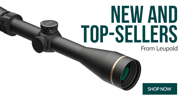 New Optics From Leupold