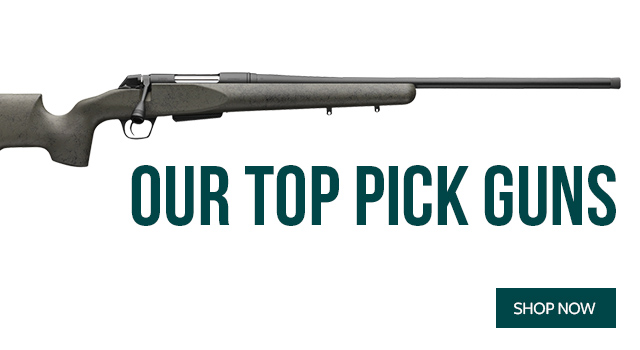 Our Top Pick Guns