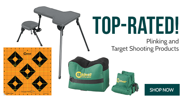 Shop Our Top Plinking and Target Shooting Products