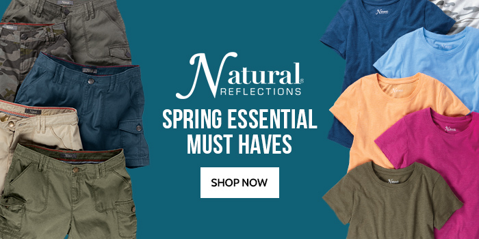 Spring Essential Must Haves