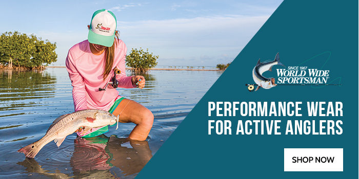 Performance Wear for Active Anglers