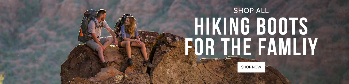 Shop all Hiking Boots for the Family
