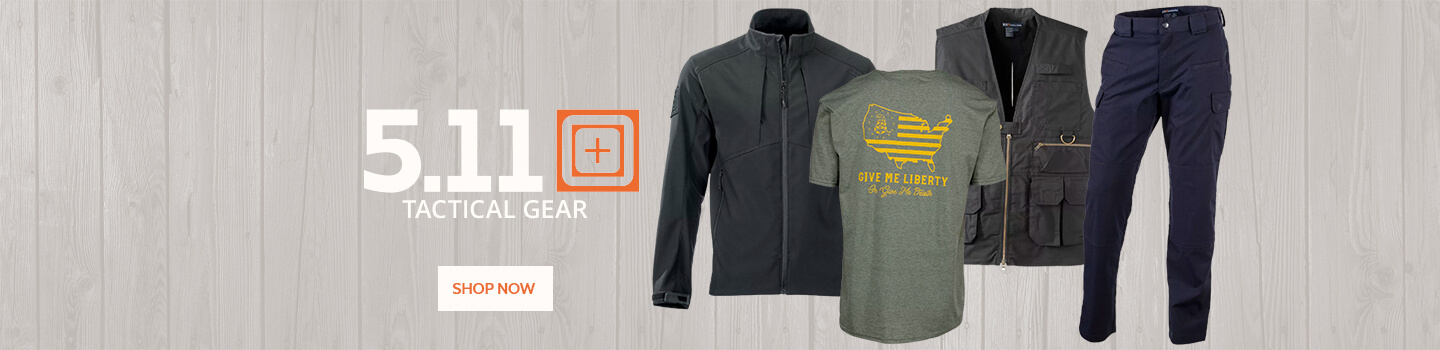 Save on Select 5.11 Tactical Gear - Shop Now