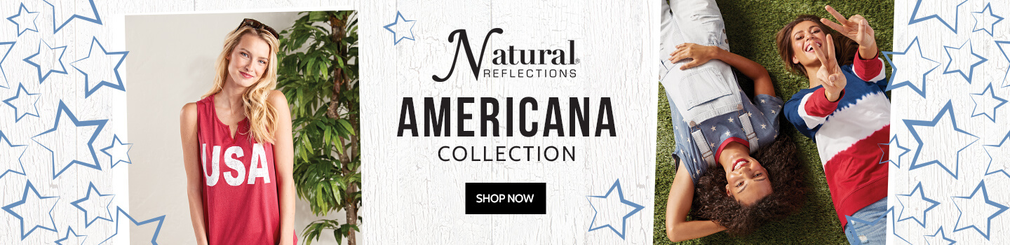 Natural Reflections Americana Collection