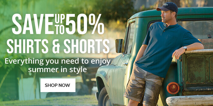 Shirts and Shorts - Shop Now