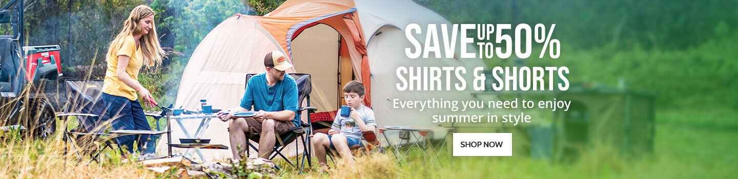 Shorts and Tees For the Family - Shop Now
