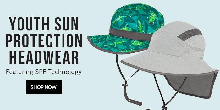 Youth Sun Protection Headwear