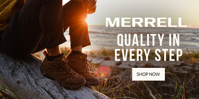 Merrell - Quality in every step