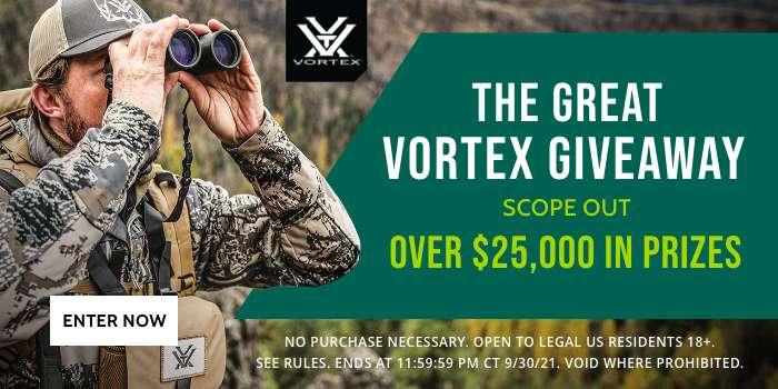 The Great Vortex Giveaway