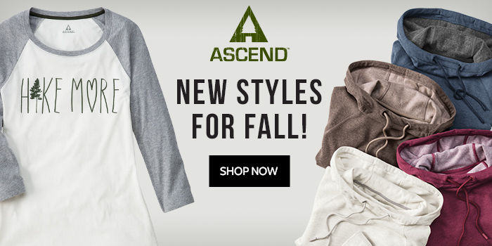 New Styles for Fall!
