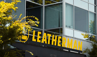 THE LEATHERMAN® EXPERIENCE