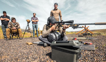 THE LEUPOLD® EXPERIENCE