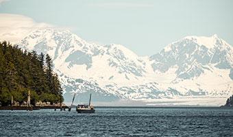 SOUTHEAST ALASKA HALIBUT AND SALMON