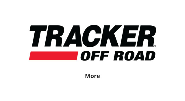 Tracker Off Road ATV and UTVs - More