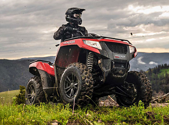 ATVs and Side-by-Sides