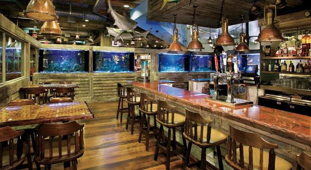 Bass Pro Shops Restaurant
