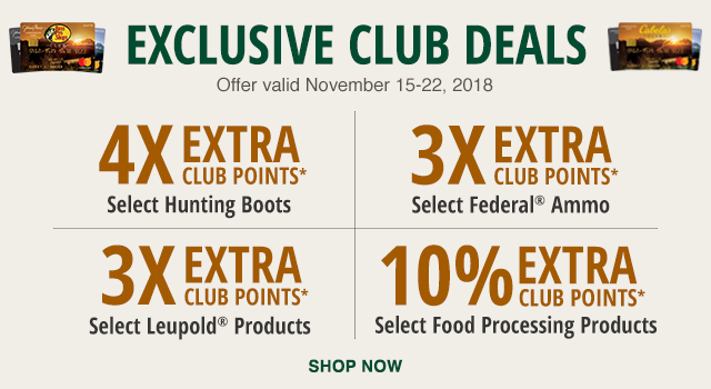 Exclusive CLUB Deals