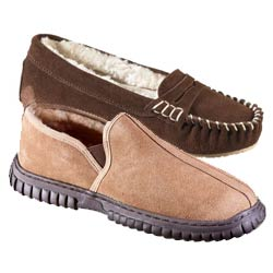 Save up to 35% on men's and women's slippers