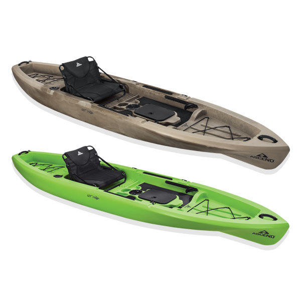Ascend 12T kayaks