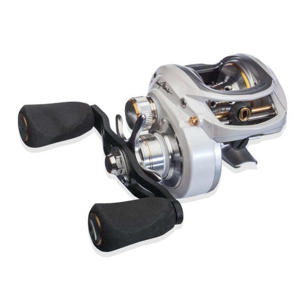 Johnny Morris Carbon Lite Reel
