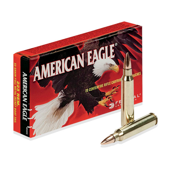 Federal American Eagle Ammunition