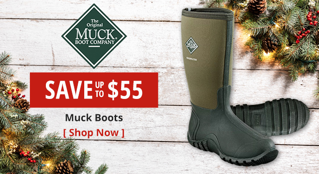 The Original Muck Boot Company Men's Edgewater Field Boots