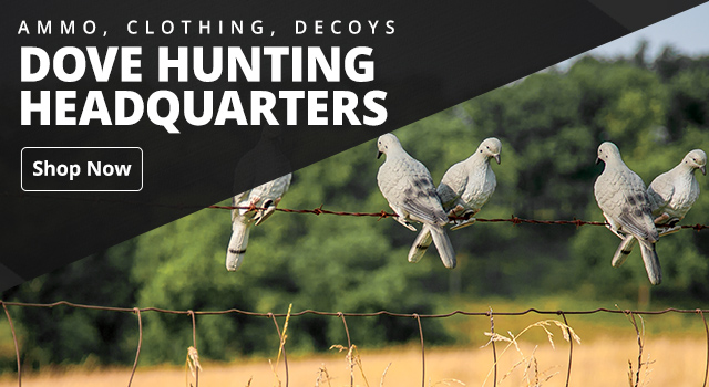 Dove Hunting Headquarters  - Ammo, Clothing, Decoys