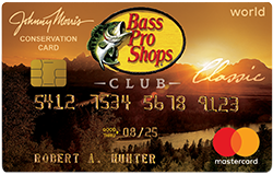Bass Pro Shops CLUB Card