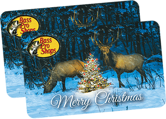 Bass Pro Shops Special Gift Card
