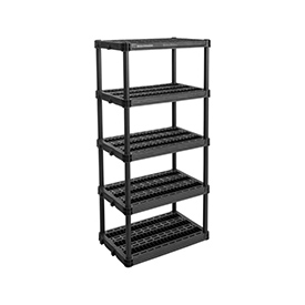 Plano Utility Ventilated 5-Shelf Storage Unit