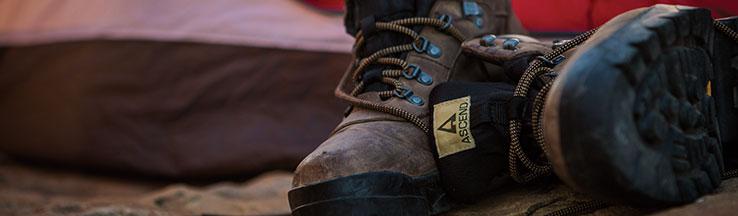 Ascend boots