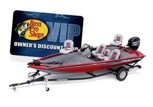 Tracker Boat Owner's Discount VIP Card