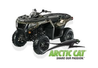 Artic Cat 4-Wheeler