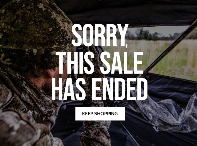 This Sale Has Ended - Keep Shopping