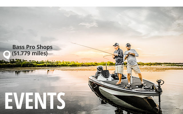 Bass Pro Shops Store Events