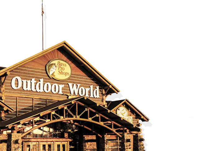 Bass Pro Shops Store Front