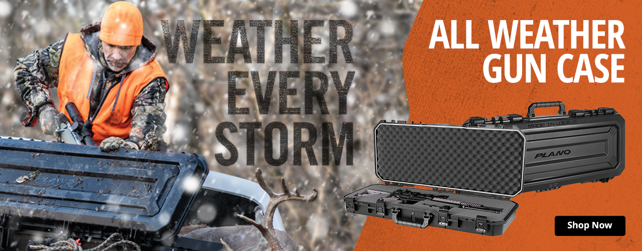 Weather Gun Cases