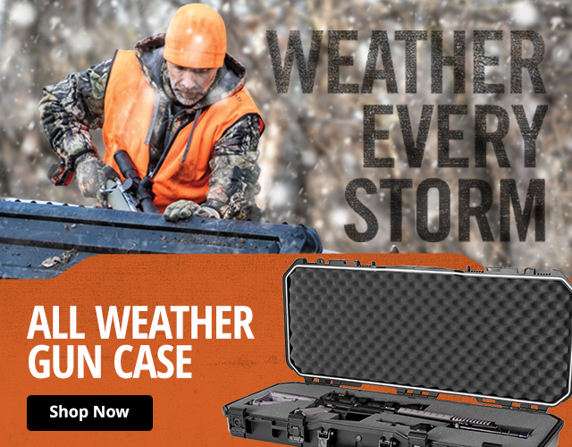 Weather Gun Cases