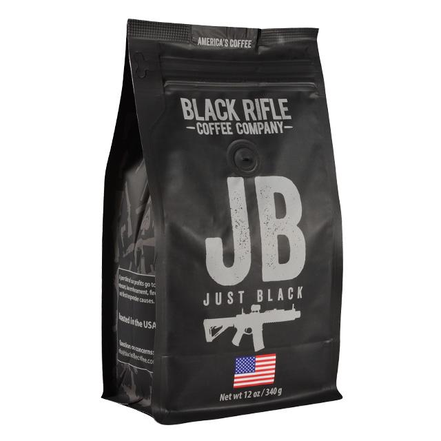 JUST BLACK COFFEE ROAST Image