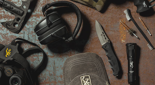 Browning Outdoor Gear